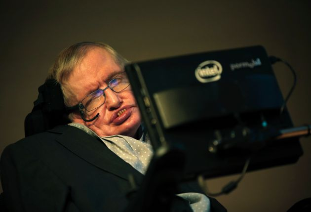 Famous scientist Stephen Hawking warns that science and technology will create new threats