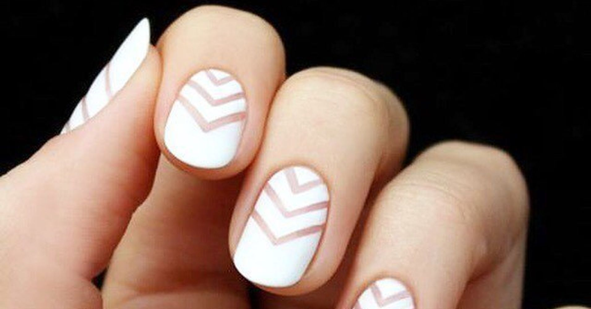 The Best Manicures For People With Tiny Nails | HuffPost