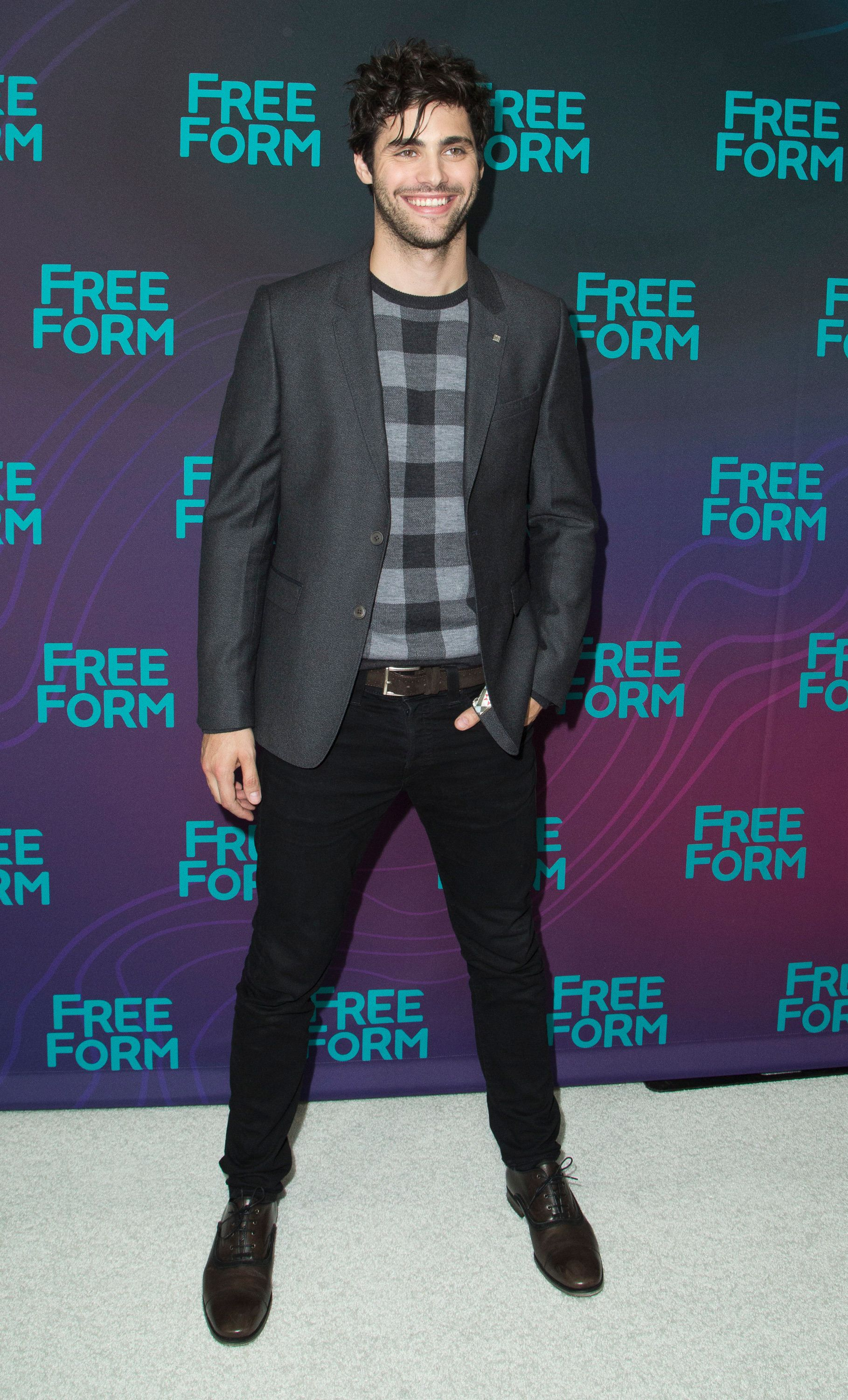 PASADENA, CA - JANUARY 09:  Actor Matthew Daddario attends the 2016 Winter TCA Tour - Disney/ABC at Langham Hotel on January 9, 2016 in Pasadena, California.  (Photo by Vincent Sandoval/WireImage)