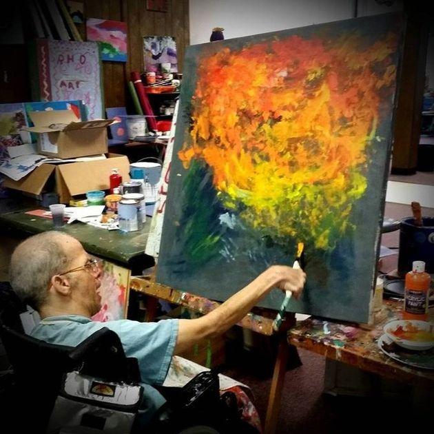 Disabilities Art Rhode Island