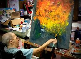 'Outsider Art' Brings Artists With Disabilities Into The Gallery
