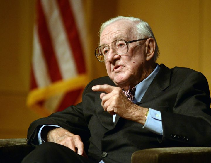 Justice Stevens wrote the majority opinions in two cases in the mid-2000s that checked the executive authority of the Ge