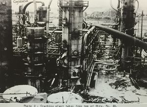 Winklerkoch Cracking Plant