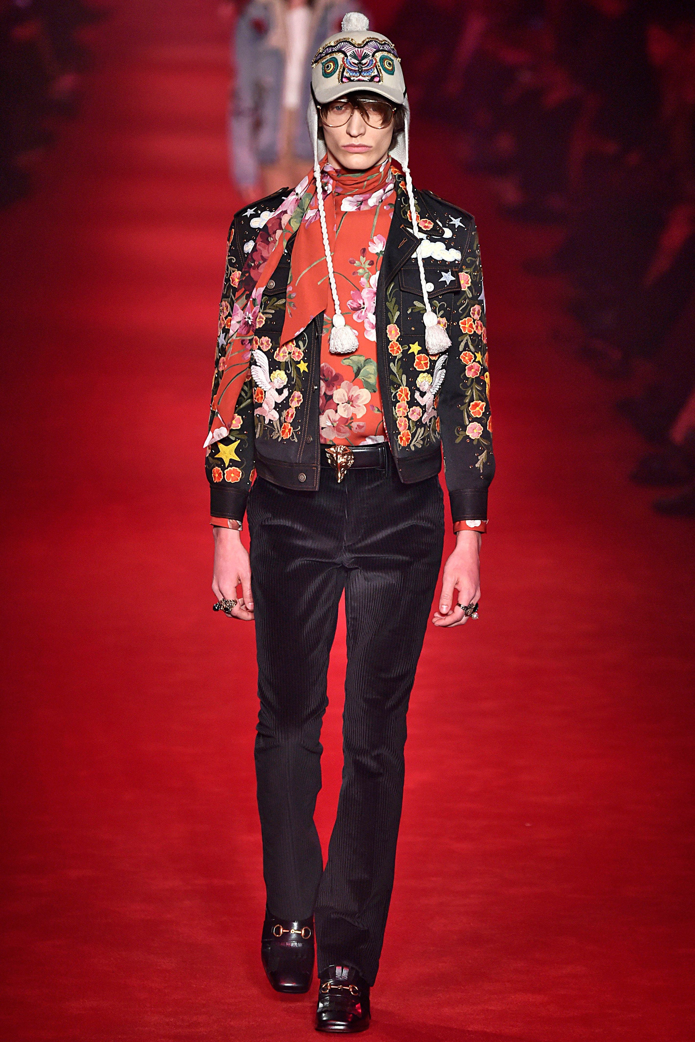 You Probably Won't Wear Gucci's Runway Collection, And ...