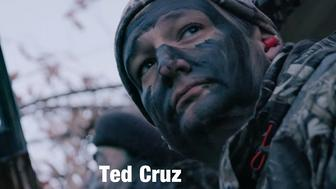 Ted Cruz, hunter.