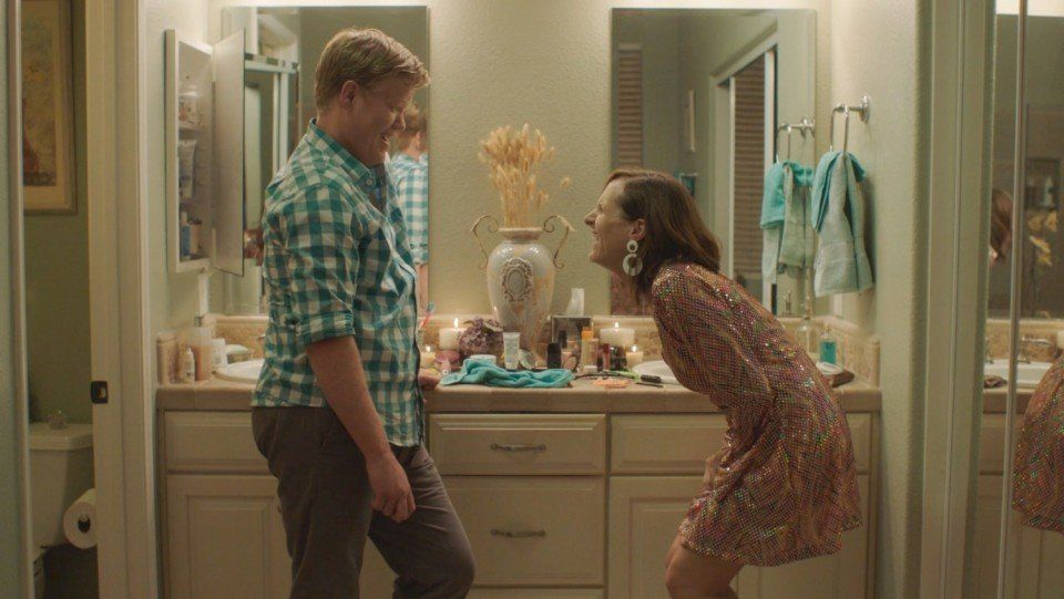 <i>Written and directed by Chris Kelly • Starring Jesse Plemons, Molly Shannon, Maude Apatow, Bradley Whitford, Zac