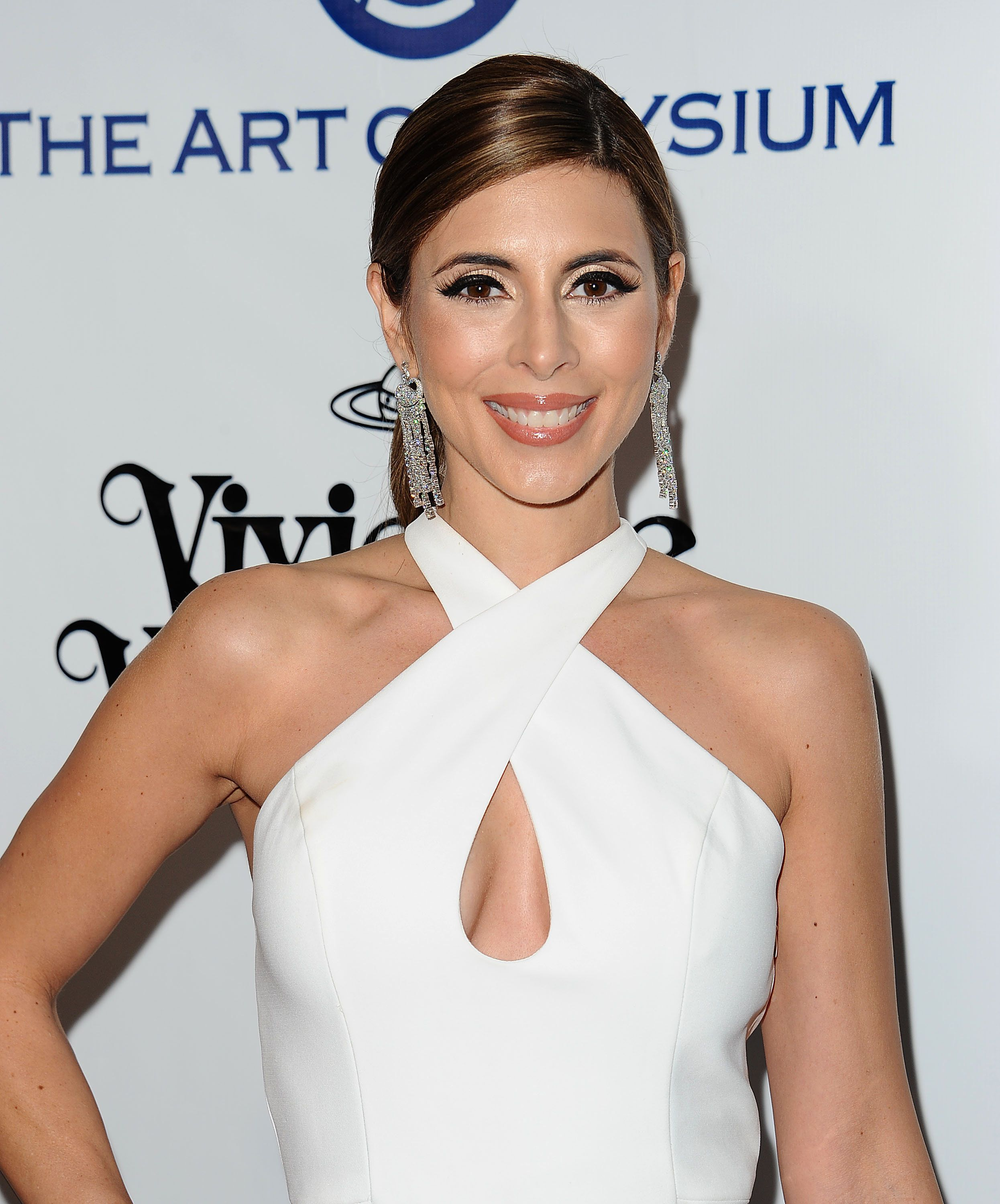 CULVER CITY, CA - JANUARY 09:  Actress Jamie-Lynn Sigler attends Art of Elysium's 9th annual Heaven Gala at 3LABS on January 9, 2016 in Culver City, California.  (Photo by Jason LaVeris/FilmMagic)