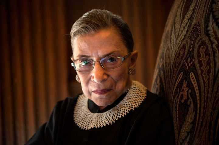 Justice Ruth Bader Ginsburg wrote the lead opinion in a case that sought to curtail class action lawsuits against corporation