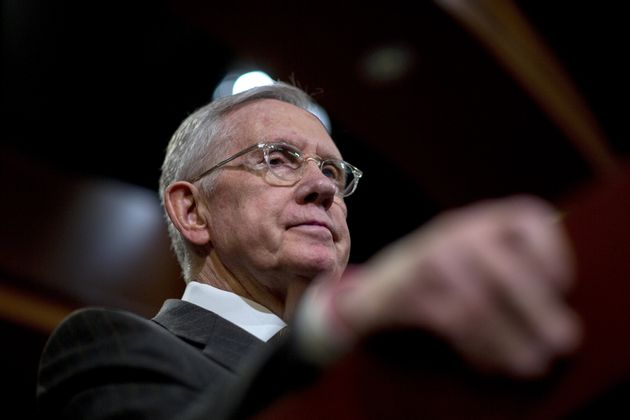Senate Minority Leader Harry Reid (D-Nev.) says Republicans should vote on whether they agree with presidential...