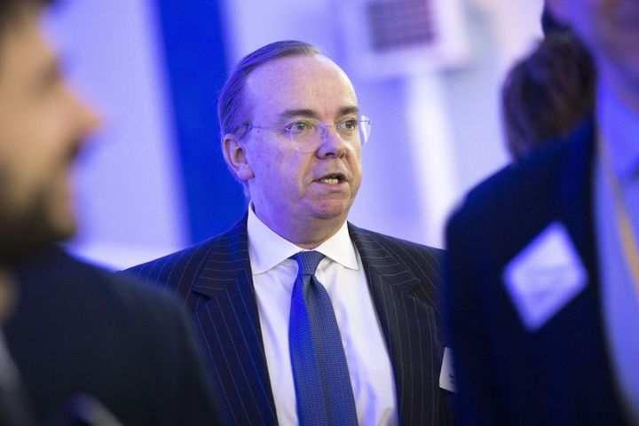 Stuart Gulliver, chief executive officer of HSBC Holdings Plc.