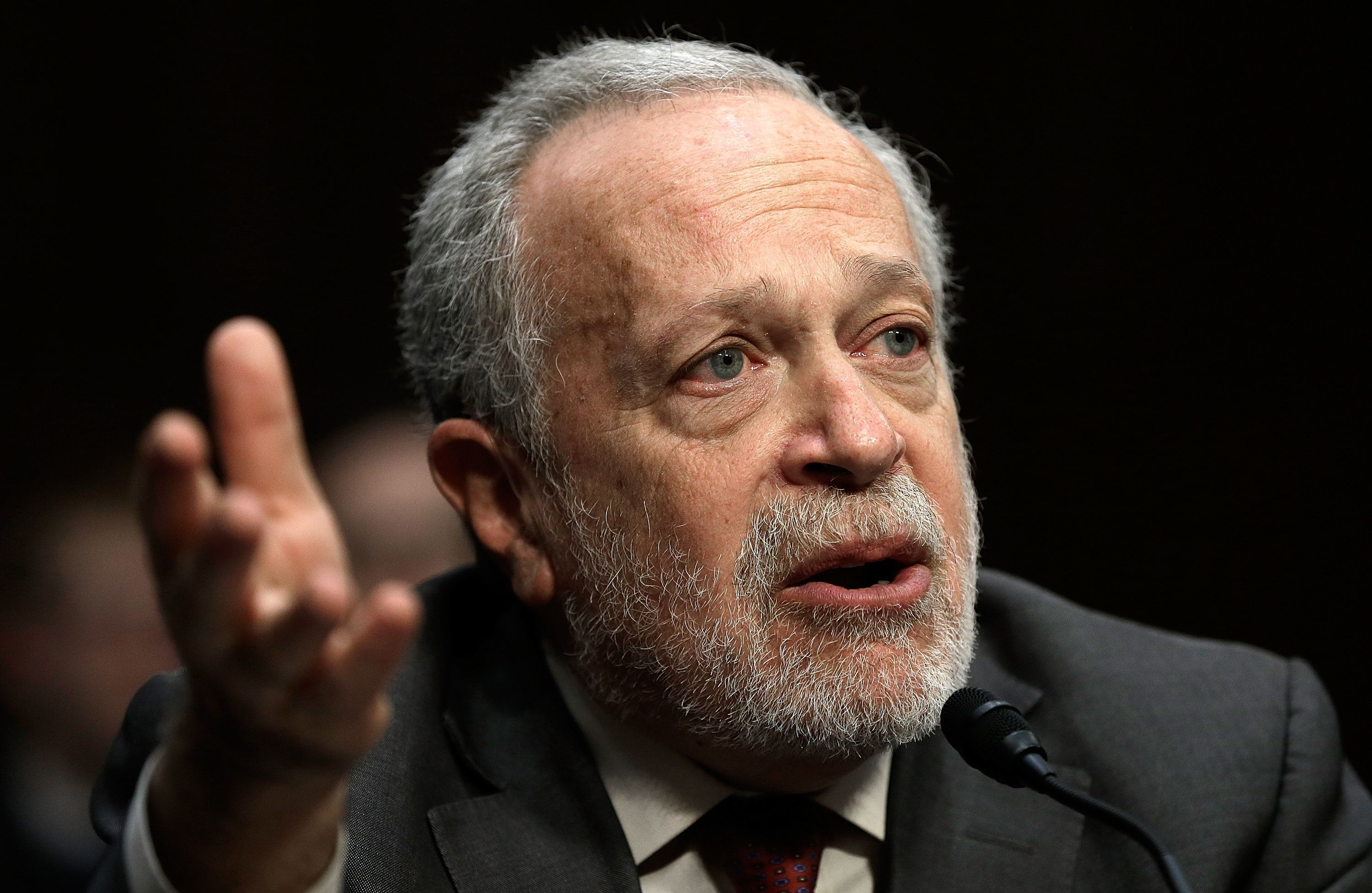 Robert Reich is explaining at a furious pace, with a nonstop output of blog posts, op-eds, videos and lectures.
