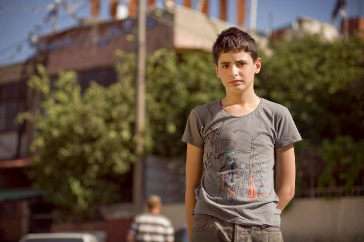 "When he was 13 years old, Mohammed el-Kurd was the main subject of award-winning documentary ""My Neighborhood,"" which details"