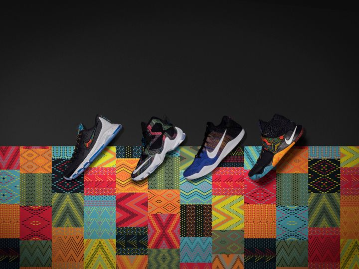 fca6d1d6a37d Nike s Black History Month Collection Is Exactly What We Needed To ...