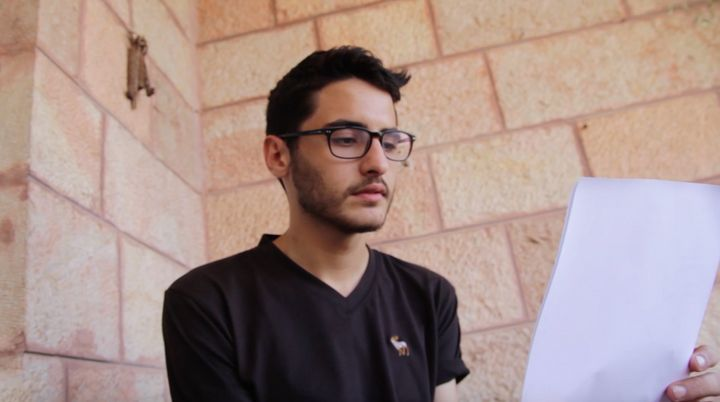 Now 17, el-Kurd writes poetry at least every other day, which he sometimes performs in his neighborhood.