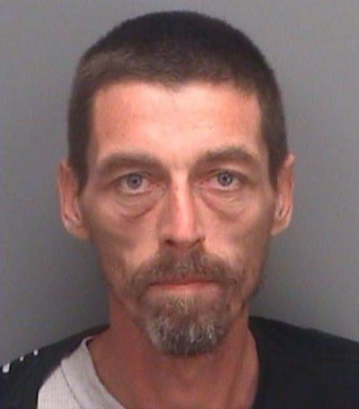 Wayne Junior Barfield was arrested last weekfor the puppy's theft.