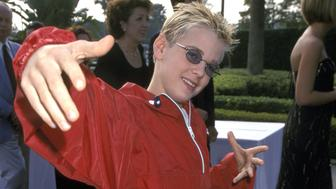 Aaron Carter (Photo by Jim Smeal/WireImage)