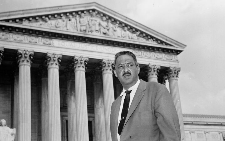 Over 60 years after Thurgood Marshall helped convince the Supreme Court to declare official school segregation unconstitution
