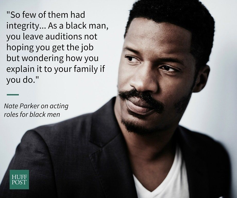 Act like a man actors