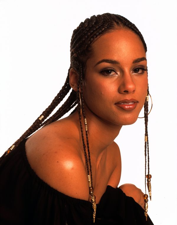 Alicia Keys' Most Head-Turning Hairstyles Of All Time | The Huffington ... Alicia Keys
