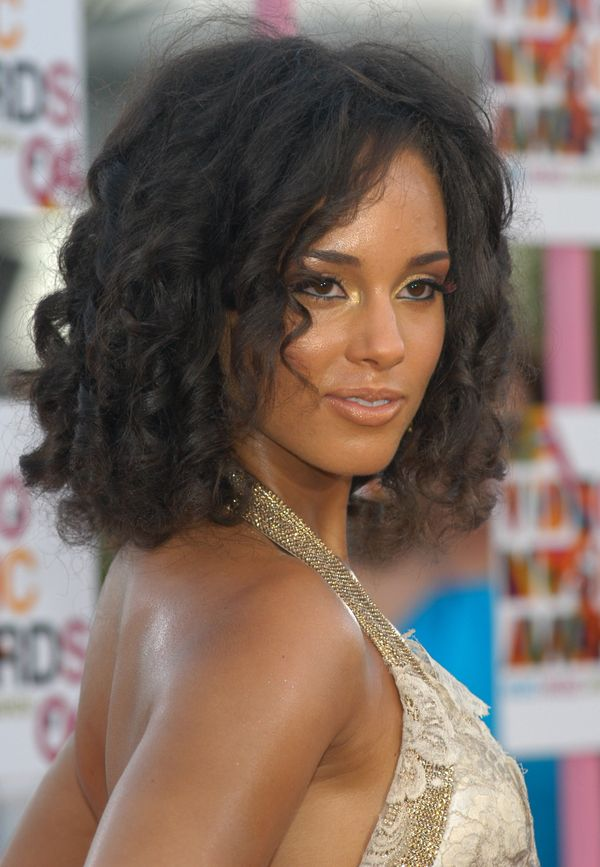 alicia keys most headturning hairstyles of all time