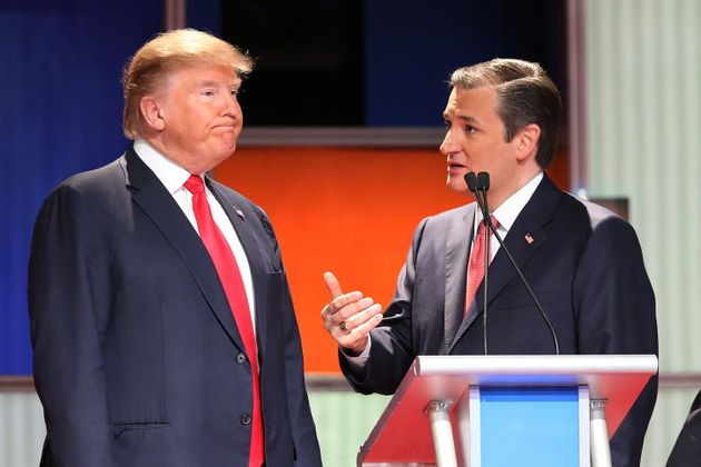 The GOP Establishment Has Found The One Thing That Can Make Donald Trump Palatable: Ted