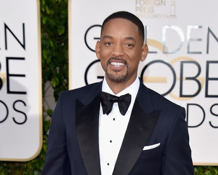 "Will Smith, a two-time Oscar nominee, was snubbed by the Academy this year for his role in ""Concussion."""