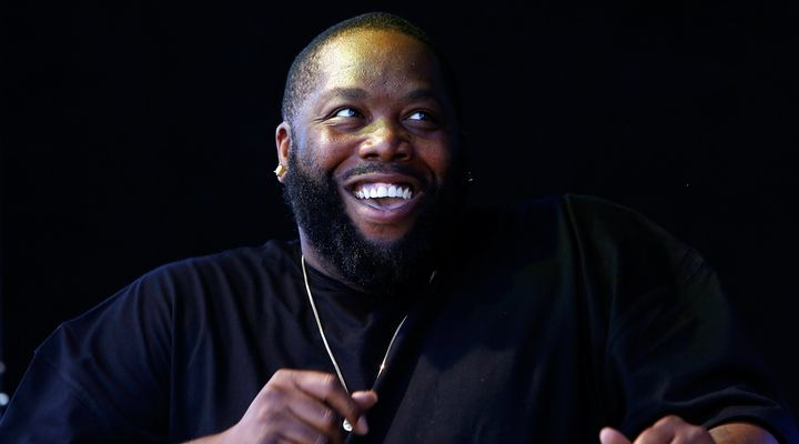 Killer Mike calls for more men in the music industry to stand up to sexual assault.