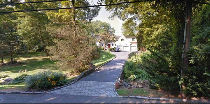 Goldman was found stabbed to death inside this Scarsdale, N.Y., home Wednesday morning, police said.