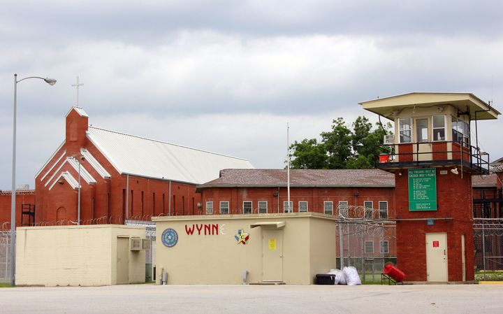 The John M. Wynne Unit in Huntsville is one of many Texas correctional facilities that use telemedicine to treat inmates. Sta