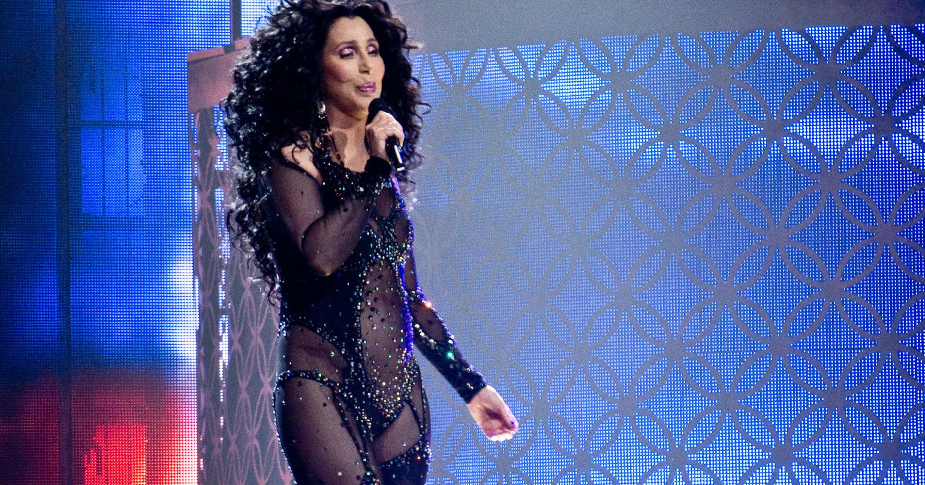 Why Cher Says She's the 'Crazy Old Aunt' Of Twitter   HuffPost