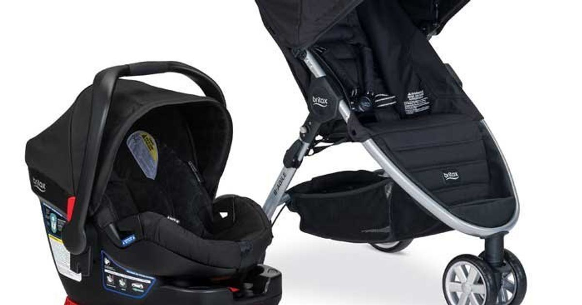 Baby Strollers And Car Seats: Britax Issues Recalls For Strollers And Infant Car Seats