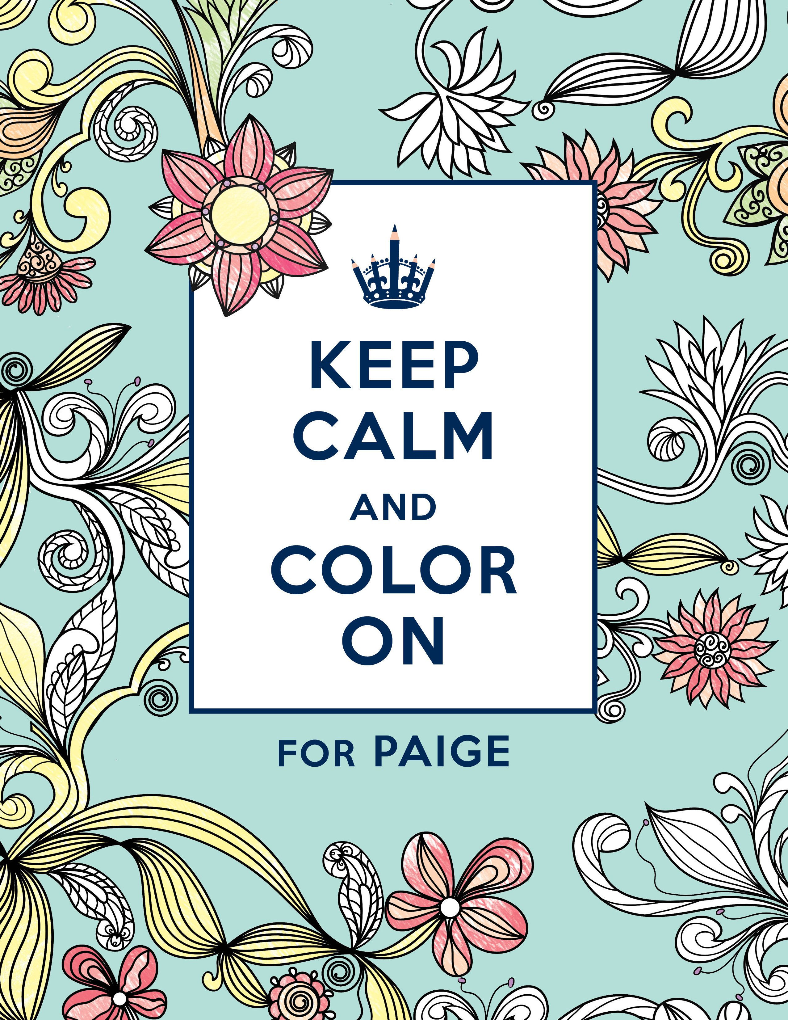 You Can Get A Personalized Adult Coloring Book Because Where Can I Get Coloring Books