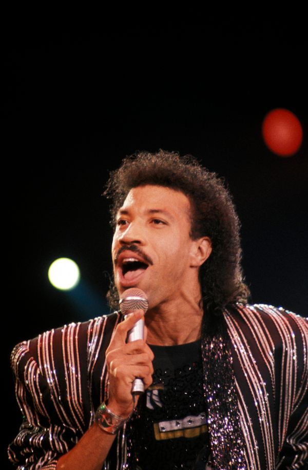 These curls should never have danced on Lionel's ceiling.