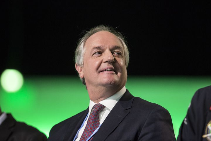 Paul Polman, chief executive officer of Unilever Plc.