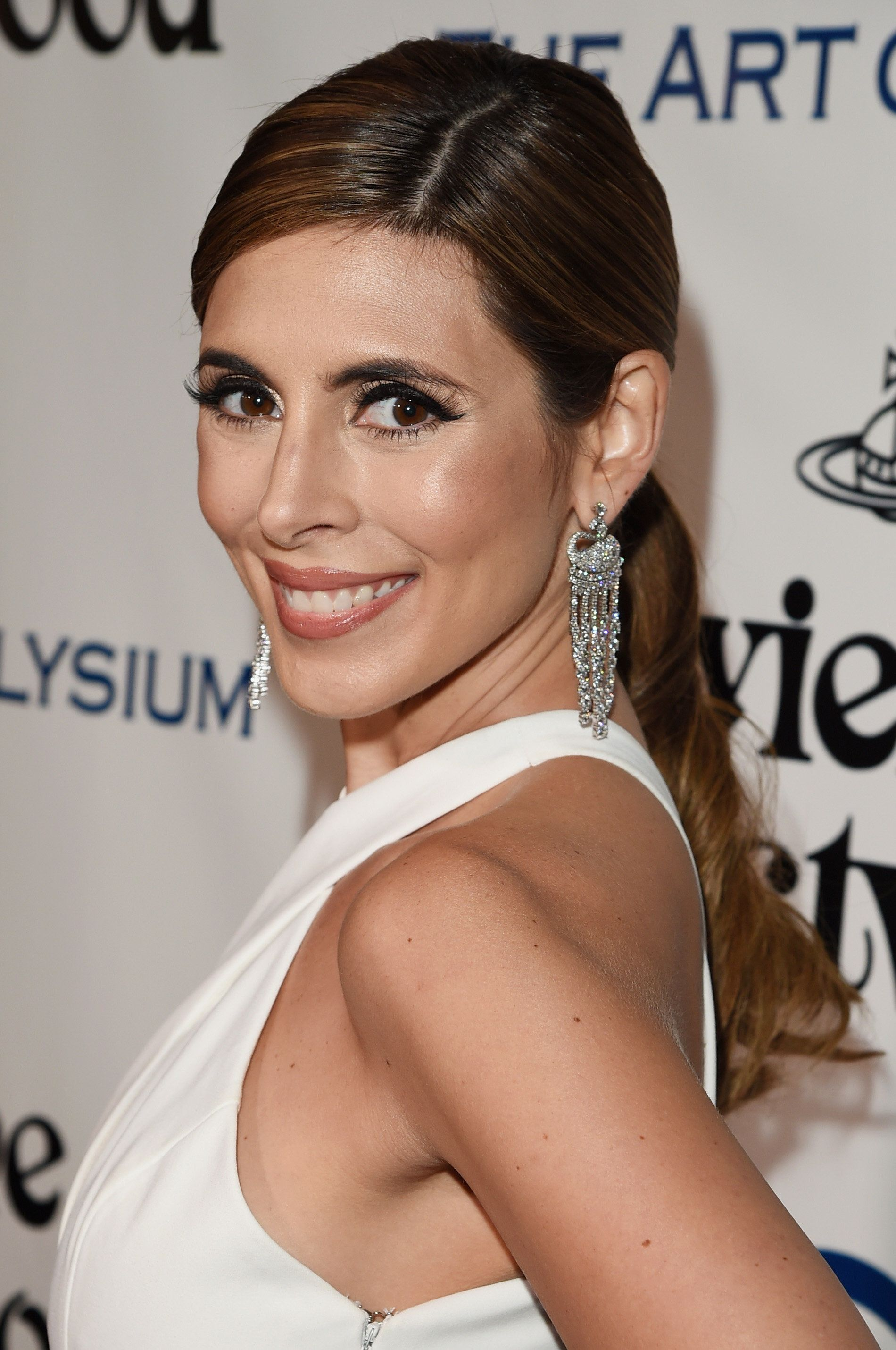 CULVER CITY, CA - JANUARY 09:  Actress Jamie-Lynn Sigler attends The Art of Elysium 2016 HEAVEN Gala presented by Vivienne Westwood & Andreas Kronthaler at 3LABS on January 9, 2016 in Culver City, California.  (Photo by Jason Merritt/Getty Images for Art of Elysium)