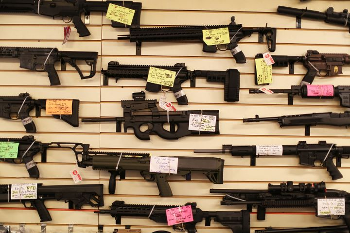 Gun violence research funding is high on the agenda for Senate Democrats.