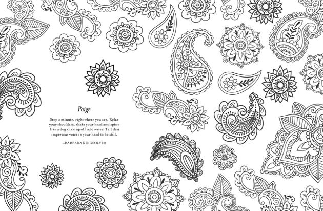 This Coloring Book Has Your Name On It