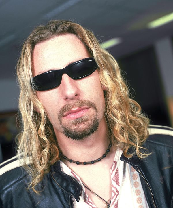 The roots in Chad Kroeger's hair were so dark that it comes through in most of Nickleback's hits. Unfortunately, millions of