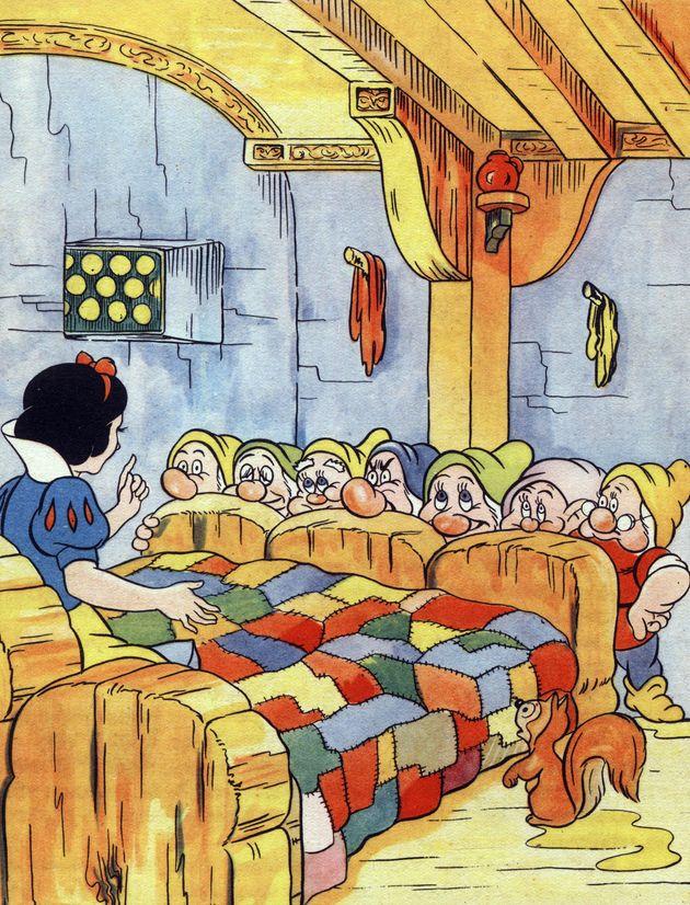 「白雪姫」、カタールの学校で禁止図書に 理由は?