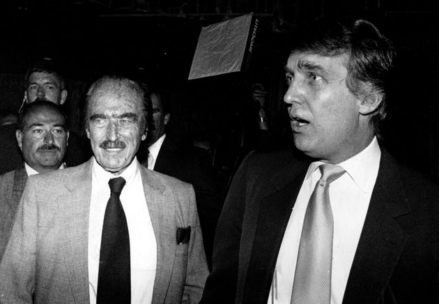 Image result for donald trump & father's money
