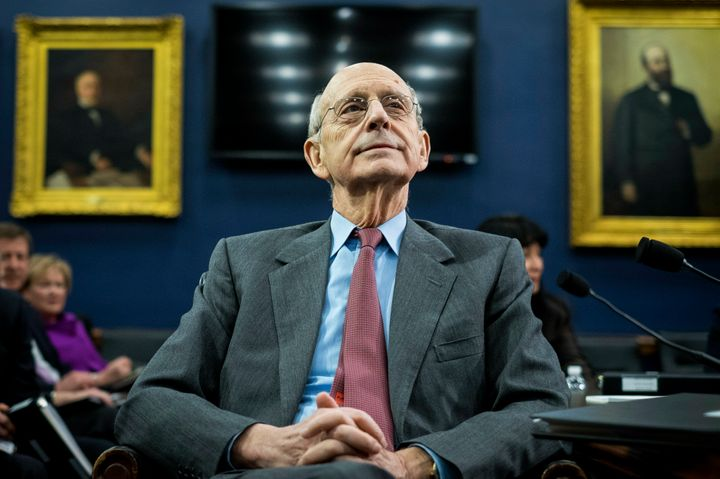 Supreme Court Justice Stephen Breyerwants to hear a real death penalty case soon.