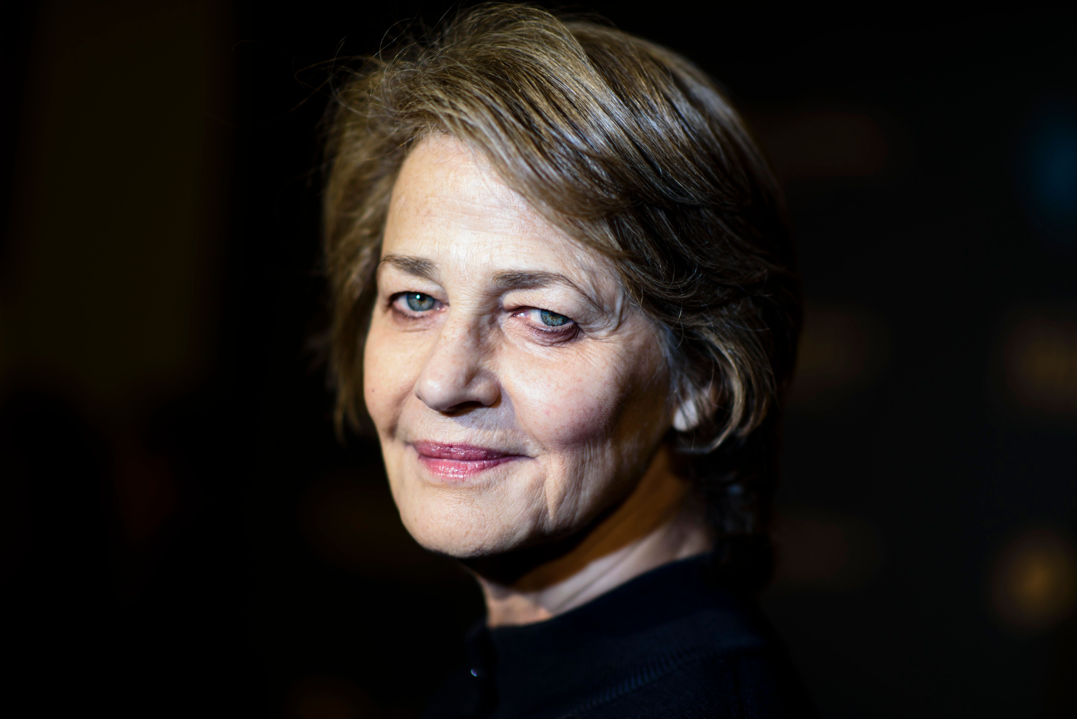 BERLIN, GERMANY - DECEMBER 11: Charlotte Rampling attends the EFA Filmgala Opening -  15th French Film Week Berlin on December 11, 2015 in Berlin, Germany.  (Photo by Clemens Bilan/Getty Images)