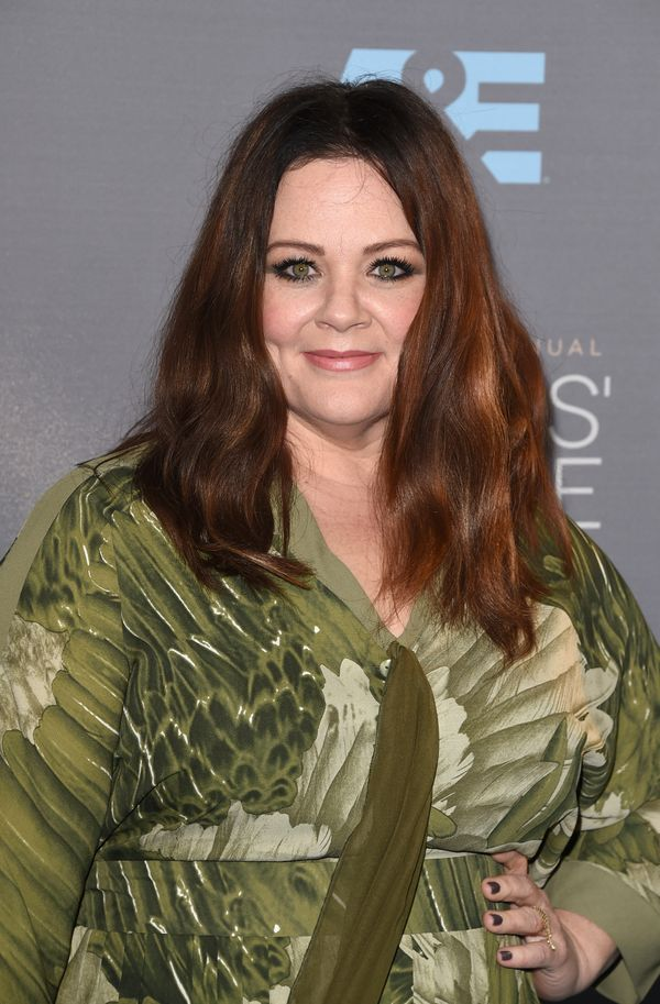 McCarthy upped her glamour for the 21st Annual Critics' Choice Awards with lived-in waves, smokey eye makeup and frosty