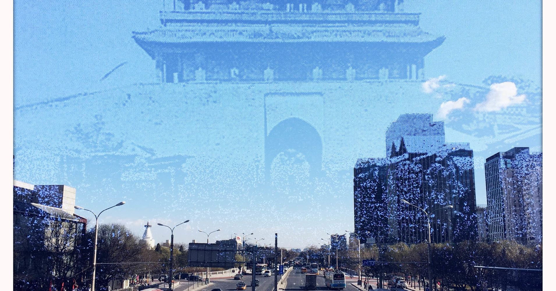 Good Morning Ma Am In Chinese : Photographer brings beijing s lost history back to life