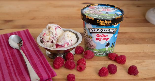 Ben And Jerry S Design Your Own Cake : Ben & Jerry s Releases  Cake My Day  As Its Newest Flavor