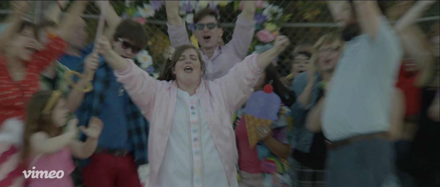 Aidy Bryant as Darby, champion daydreamer.