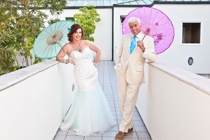 Following their Leap Day union in 2012, Van Dyke and Arlene had a larger, second wedding that September, with thewhimsi