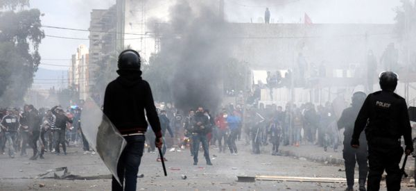Why Tunisians Are Protesting Again 5 Years After The Revolution