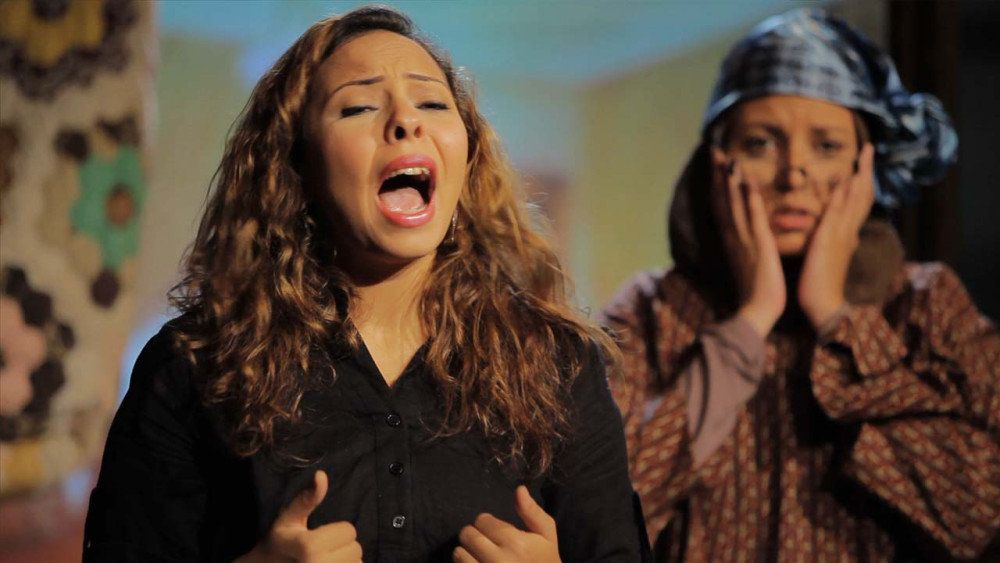 """The """"BuSSy"""" performing arts project gives voice to untold stories about gender issues in Egypt, including rape, female genital mutilation, forced marriage and discrimination."""