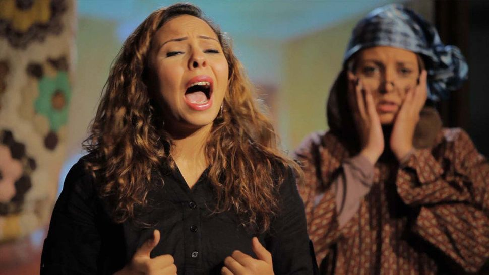 "The ""BuSSy"" performing arts project gives voice to untold stories about gender issues in Egypt, including rape, female genita"